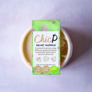 ChicP Velvet hummus
