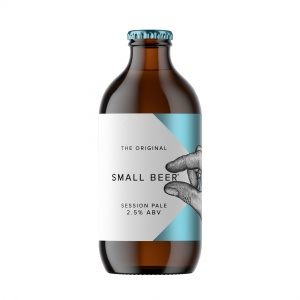 Small Beer Session Pale 2.5% (24 x 350ml)