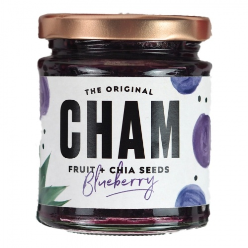 CHAM - blueberry