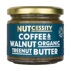 Organic Coffee & Walnut Butter