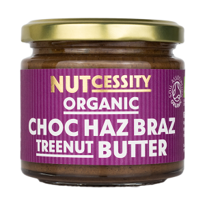 Organic Chocolate Haz Braz Nut Butter