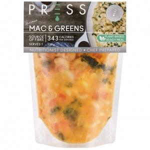 Mac and Greens