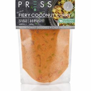 Fiery Coconut Curry