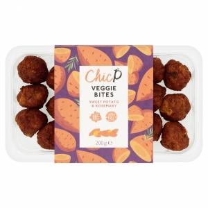 ChicP Sweet Potato & Rosemary Veggie Bites