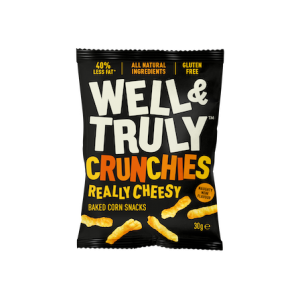Crunchies Really Cheesy 30G