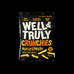Crunchies Really Cheesy 100G