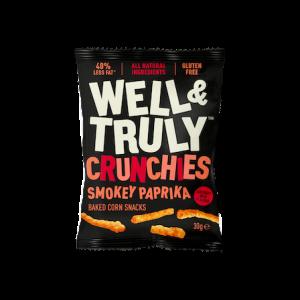 Crunchies Smokey Paprika 30G