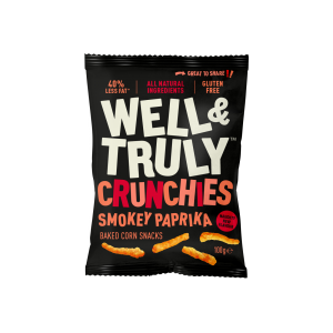 Crunchies Smokey Paprika 100G