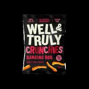 Crunchies Banging BBQ 30G