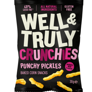 Crunchies Punchy Pickles 30G