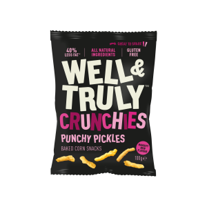 Crunchies Punchy Pickles 100G