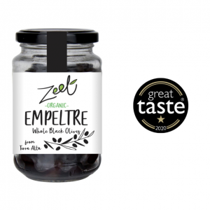 ZEET Organic Empletre Olives
