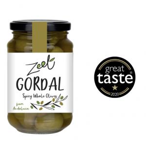 ZEET Spicy Gordal Olives