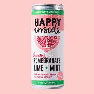 Pomegranate, Lime & Mint - Gut Health Drink
