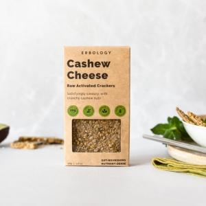 Organic Cashew Cheese Crackers