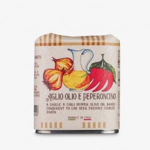 Garlic & Chilli Pepper Extra Virgin Olive Oil