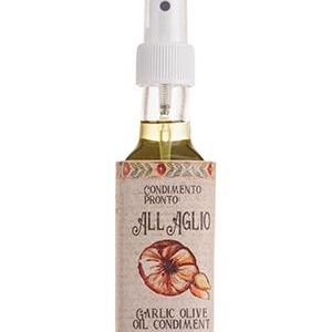 Garlic Infused Olive Oil Spray
