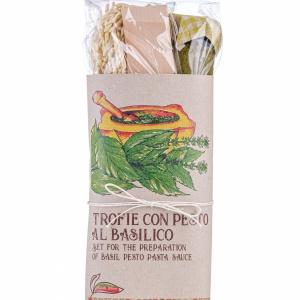 Trofie with Pesto Pasta Kit
