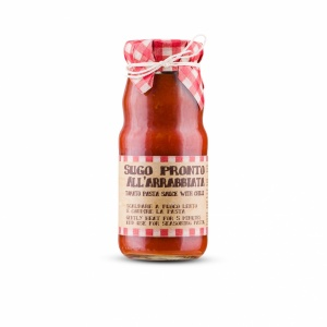 Tomato Pasta Sauce with Chilli 'Arrabiata'