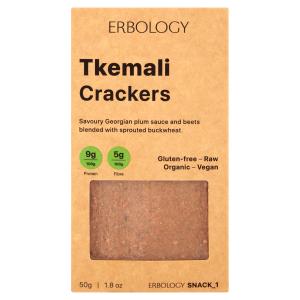 Organic Tkemali Crackers