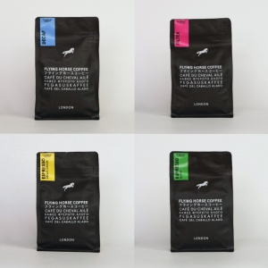 Flying Horse Coffee Mixed Case (Wholebean)