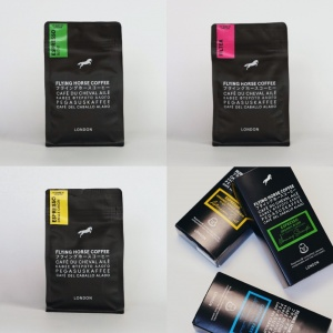 Flying Horse Coffee Mixed Starter Pack