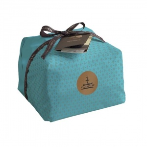 Luxury Panettone without Candied Fruit (Pandoro)