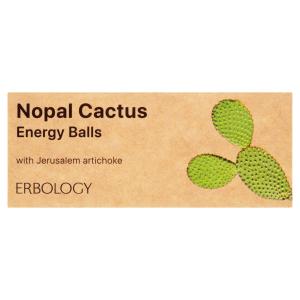 Organic Nopal Cactus Energy Bites