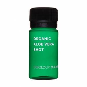 Organic Aloe Vera Juice Shots