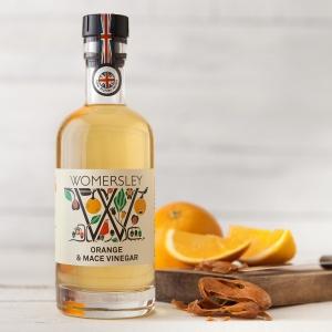 Orange & Mace Vinegar (250ml)