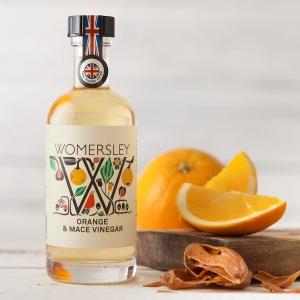 Orange & Mace Vinegar (100ml)