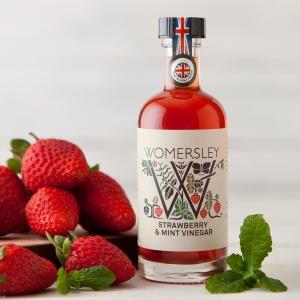 Strawberry & Mint Vinegar (100ml)
