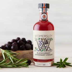 Blackcurrant & Rosemary Vinegar (100ml)