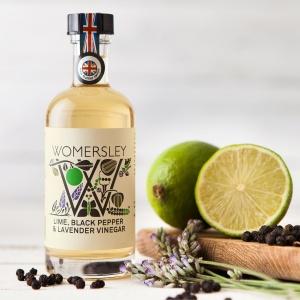 Lime, Black Pepper & Lavender Vinegar (100ml)