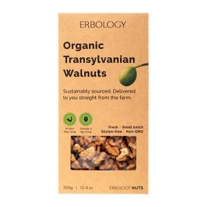 Organic Raw Transylvanian Walnuts