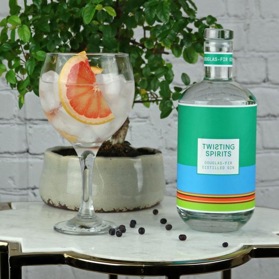 Douglas Fir Distilled Gin - 70cl
