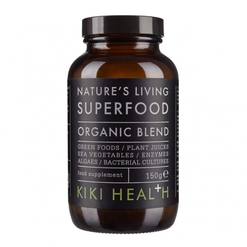 NATURE'S LIVING SUPERFOOD, ORGANIC – 150G