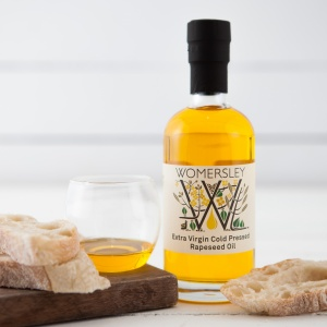 Extra Virgin Cold Pressed Rapeseed Oil (250ml)