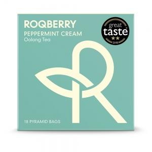 Peppermint Cream - Oolong Tea