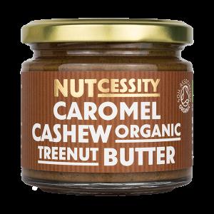 Organic Caromel Cashew Nut Butter
