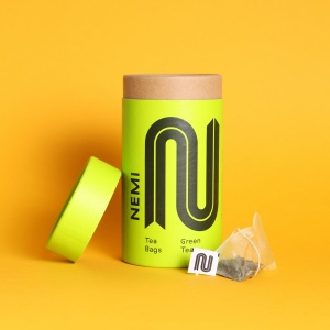 Green Tea 15-teabags