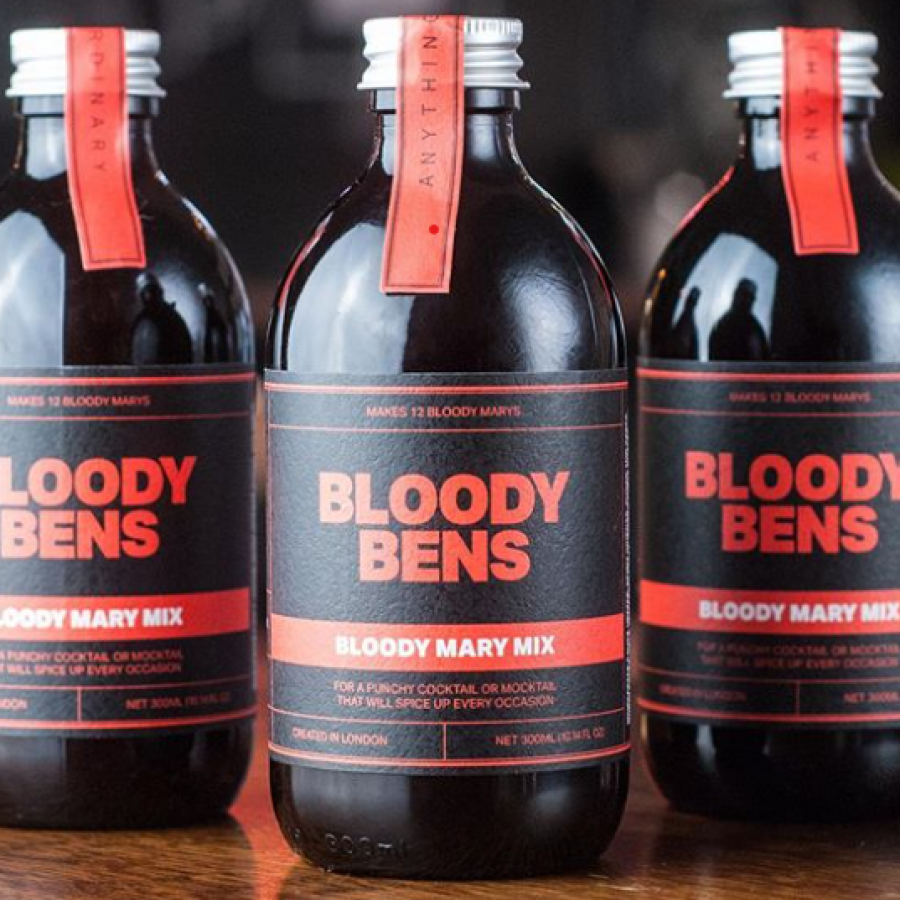 Bloody Bens 300ml Bloody Mary Mix