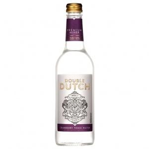 Cranberry Tonic Water (500ml)